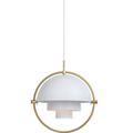 Светильник Gubi Multi-lite белый на кухню