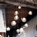 Светильник Bocci 28.1 подвесной стеклянный шар