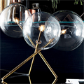 Настольная лампа Gallotti & Radice Bolle Tavolo 3 плафона