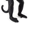 Seletti Торшер черная обезьяна ноги