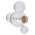 Настенный светильник Bolle Wall 04 Bubbles Giopato & Coombes
