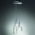 Светильник Axo Light Spillray B в форме перевернутого прозрачного сосуда