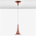 Светильник подвесной Nafir 1 бронза