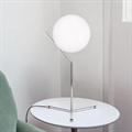 IC Lighting Flos Table 1 High  настольная лампа хром в интерьере