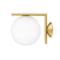 светильник IC Lighting Flos Wall 1 золотой настенно потолочный