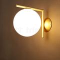 светильник IC Lighting Flos Wall 1 золото настенный