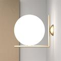 IC Flos Wall 2 золото  светильник настенный универсальный