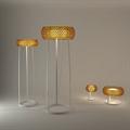Лампа настольная Фоскарини Кабош  D35 золотая