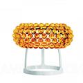 Лампа настольная Foscarini Caboche D50 янтарная