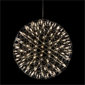 Люстра большой светодиодный шар Moooi Raimond Sphere D163 Chrome