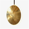 Светильник Chrona by Graypants D20 Gold Vertical