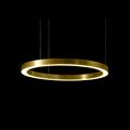 Henge Light Ring Horizontal D60 Brass