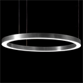 Henge Light Ring Horizontal D100 Nickel