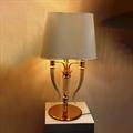 Лампа настольная Ipe Cavalli Эсмеральда белая