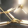 Светильник настенно-потолочный При Минор Хром Пелле
