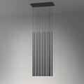 Светильник Виби Слим  13 черный прямоугольное основание