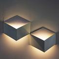 Бра Vibia Fold Double светящийся куб