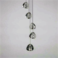 Светильник Mizu 7 плафонов Terzani в лестничный проем
