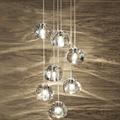 Светильник Mizu 7 плафонов Terzani для второго света