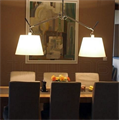 Потолочный светильник Артемида Толомео 2 плафона