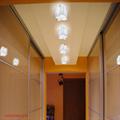Люстра Artemide Logico потолочная в интерьере