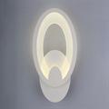 Светильник светодиодный LED настенно-потолочный в современный интерьер