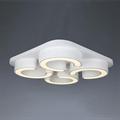 Светильник светодиодный LED потолочный квадратный 43307-60