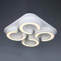 Светильник  LED потолочный 43307-60 со светодиодными полукольцами