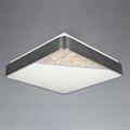 Светильник светодиодный LED потолочный черные края 45617-45