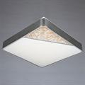 Светильник светодиодный LED потолочный золото белый 45617-80