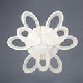 Светильник светодиодный LED потолочный в форме цветка 45807-120