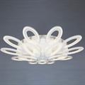 Светильник светодиодный LED потолочный в форме цветка 45807-210