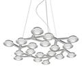 Artemide Led Net Circle D55 светильник подвесной LED*18