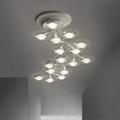 Artemide Led Net Line  светильник настенно-потолочный длина 175 см