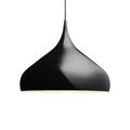 Светильник Spinning Light Black by Benjamine Hubert