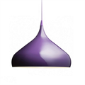 Светильник Spinning Light HB2 by Benjamine Hubert фиолетовый