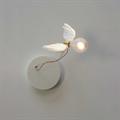Настенный светильник  лампочка с крылышками Lucellino Wall by Ingo Maurer