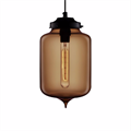 Светильник Niche Turret by Jeremy Pyles коричневый