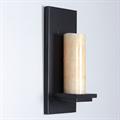 Бра большая свеча на подставке Pillar by Kevin Reilly