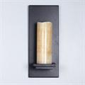 Бра имитация горящей свечи Pillar by Kevin Reilly