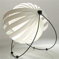 Лампа настольная Eclipse by Mauricio Klabin в виде веера