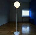 Торшер белый светящийся шар Artemide Castore