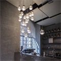 Artemide Empatia Suspension Light L в интерьере