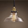 Светильник подвесной Loft Clear Glass Cloche 2