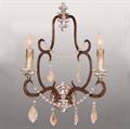 Светильник настенный Loft винтажный Vintage Splash Candle