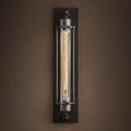 Светильник настенный лофт темный Edison Cage Mono