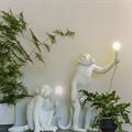 Seletti Monkey лампа в интеьрере