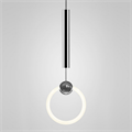 Светильник Ring Light Chrome by Lee Broom