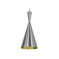 Светильник Beat Light Tall by Tom Dixon Nickel