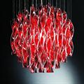 Люстра подвесная Aura  red - фото 24212